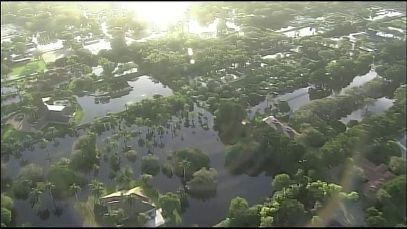 Residents want authorities to do more to prevent flooding in Broward