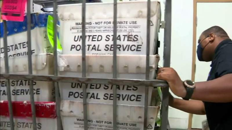 Election officials: Florida mail-in voting is secure, despite what Trump says