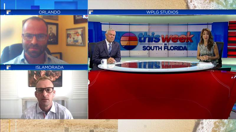 Michael Grieco and Josh Wallack discuss holiday weekend crowds on TWISF