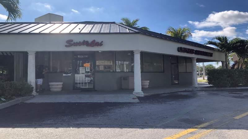 Susie Lai Chinese in North Miami Beach.