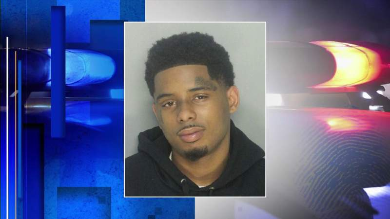 Popular rapper arrested for shooting at Miami gentlemen's club