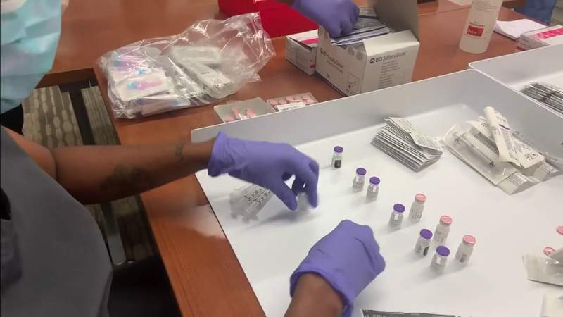 Broward faces COVID-19 vaccine appointment backlog