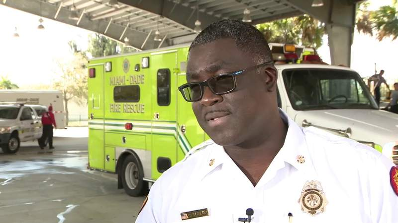 Paramedics: 'We are ready' for possibility of coronavirus outbreak in Miami-Dade County