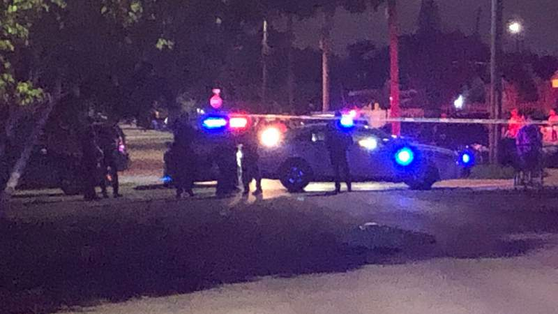 Detectives are investigating a Thursday night shooting in Miami's Allapattah neighborhood.