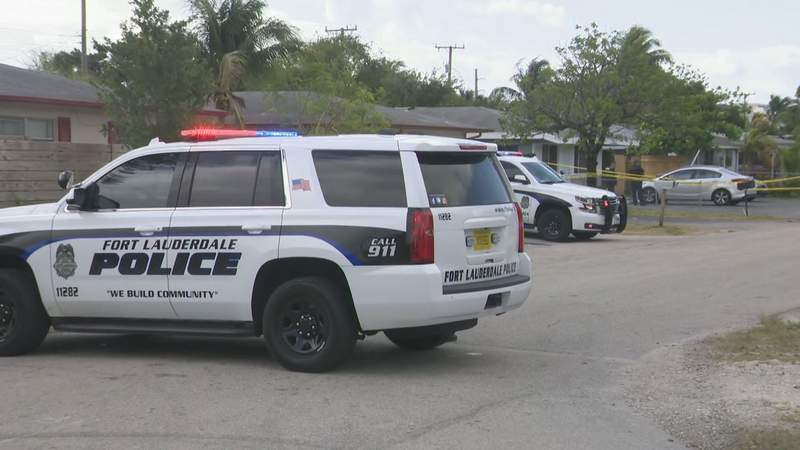 Police-involved shooting under investigation in Fort Lauderdale