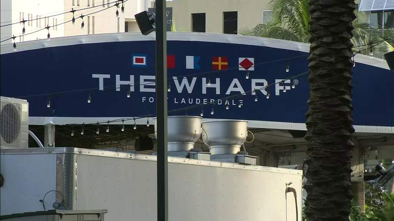 Las Olas restaurant, bar The Wharf reopens Friday, shuttered Sunday after COVID-19 concerns
