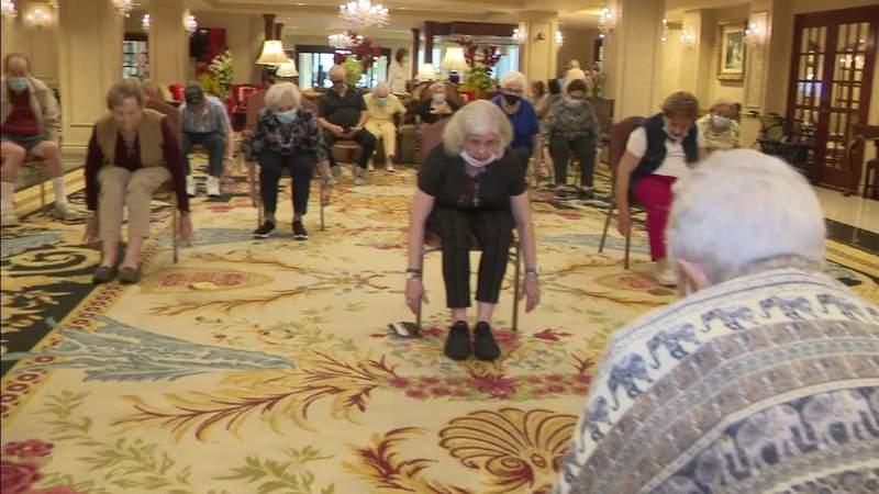 Popularity of yoga increasing, especially among seniors