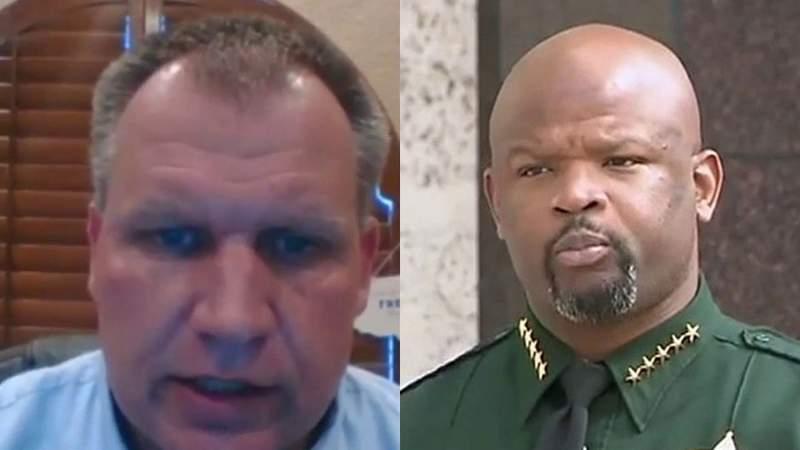 Sheriff suspends union president after 'politicizing' deputy's death during coronavirus pandemic