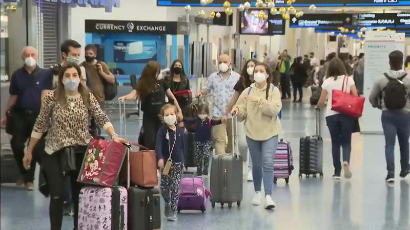 White House announces new travel restrictions for those entering United States