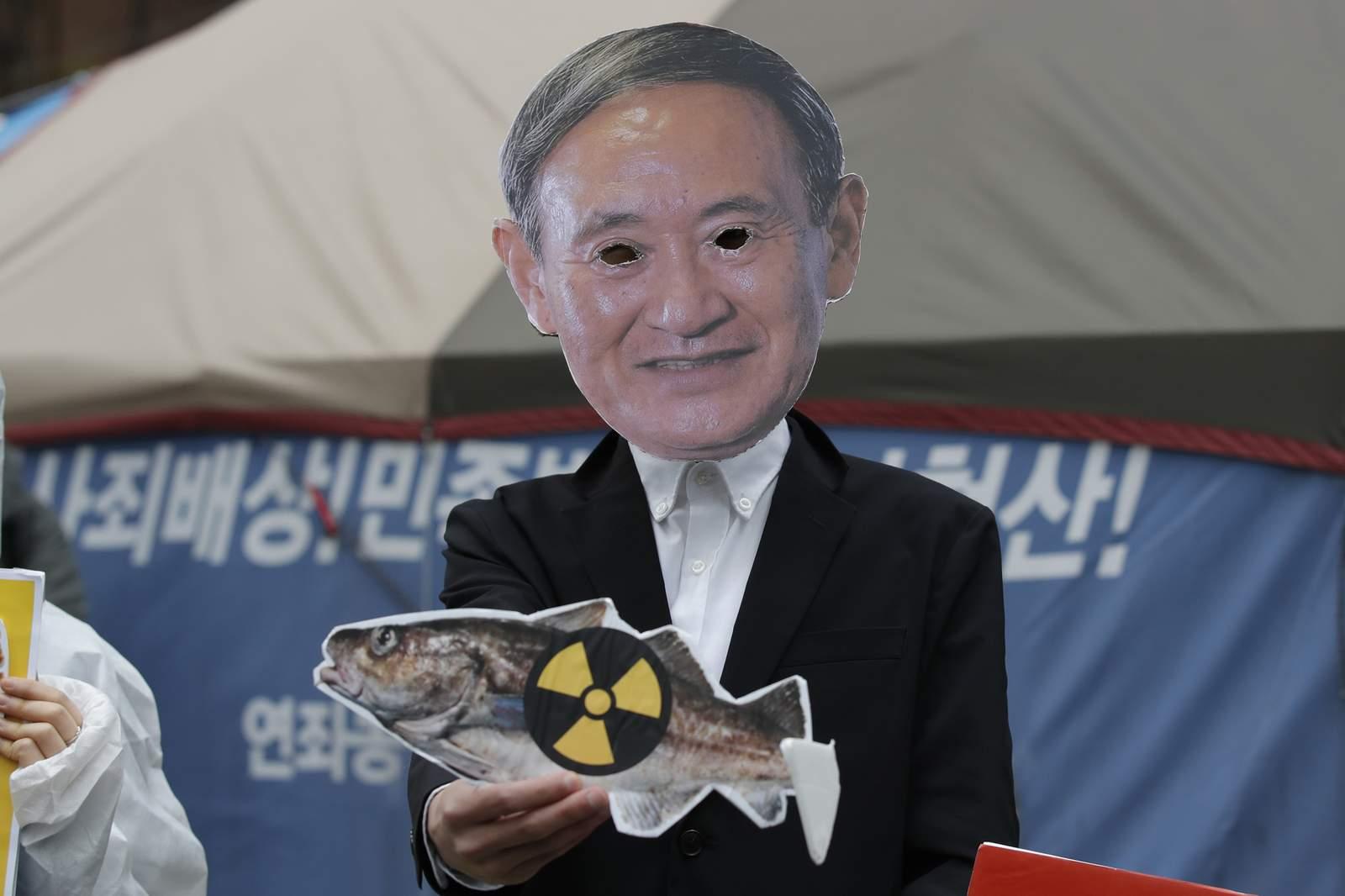Japón comenzará a liberar agua de Fukushima en el mar en 2 años