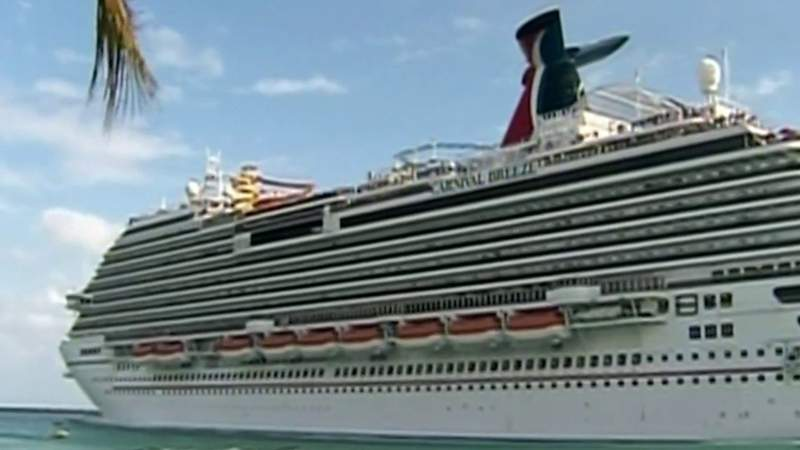 Carnival, Norwegian to resume sailings with only vaccinated passengers