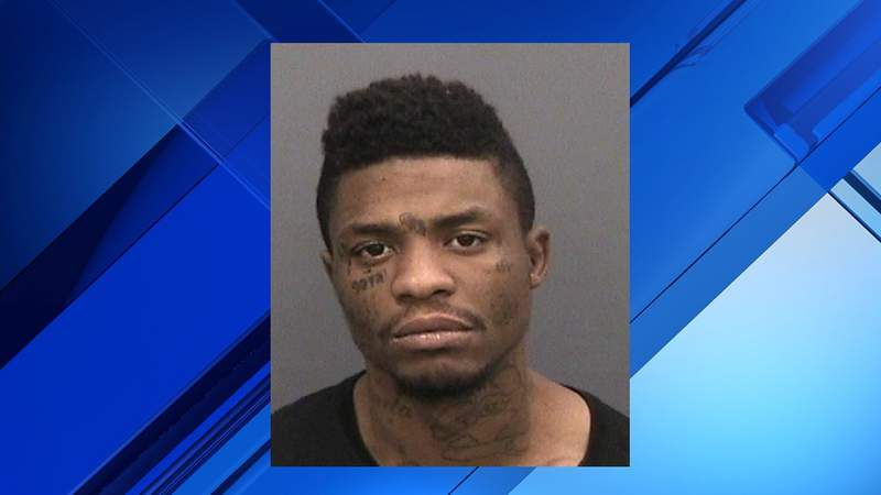 Joseph Williams, 26, is accused of committing a homicide in Tampa following his release from jail amid the coronavirus pandemic.