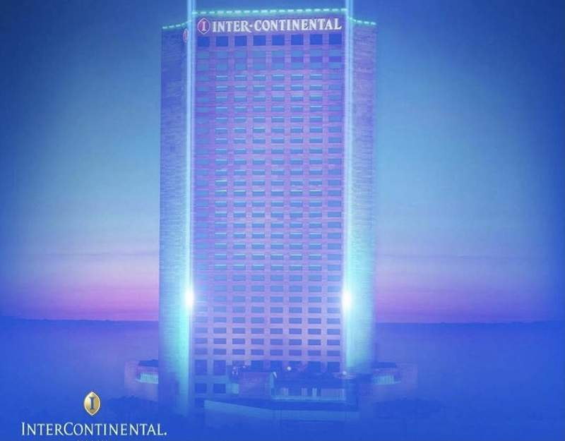 InterContinental Miami goes blue for Autism Awareness and Acceptance Month
