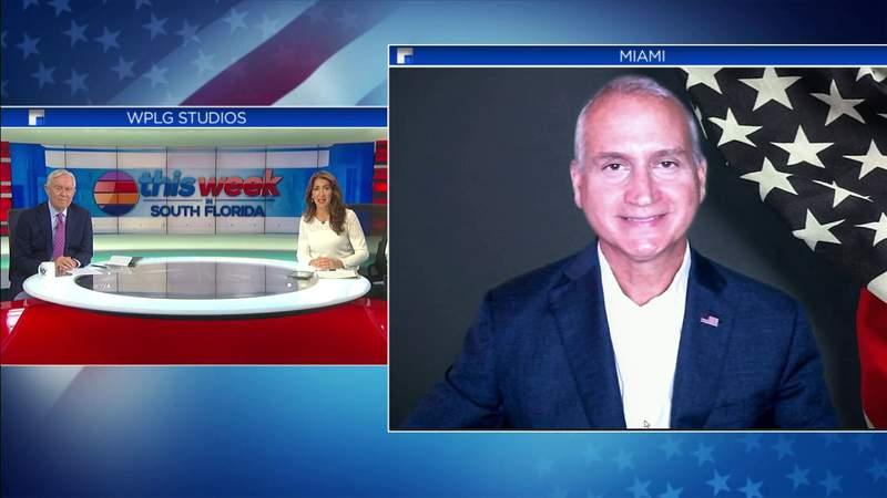 Rep. Mario Diaz-Balart discusses support of President Trump, latest impeachment on TWISF
