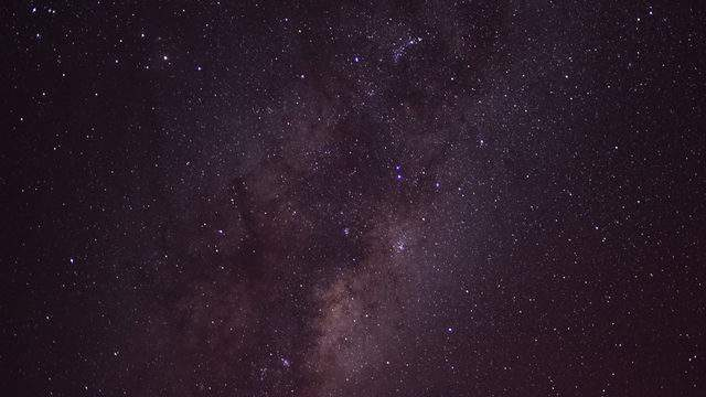 These are the stars as seen in June from the Cerro Telolo, Chile. Courtesy of ACEAP.