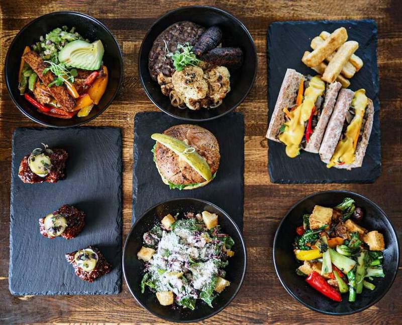Full Bloom Vegan is the Best Vegan Restaurant in the United States, according to Tripadvisor.