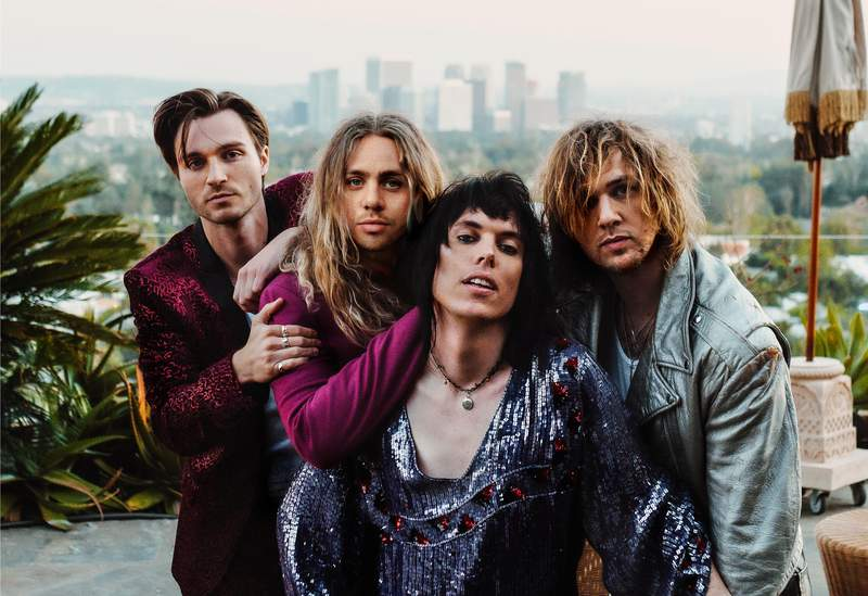 British rockers The Struts will play at Revolution Live in Fort Lauderdale in September.