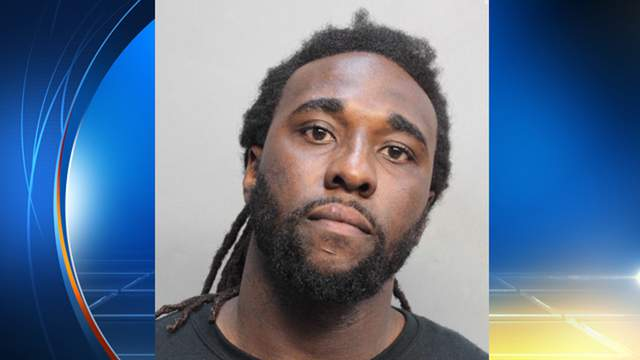 Haneef Young is accused of shooting a man who bumped into him while walking along Ocean Drive.