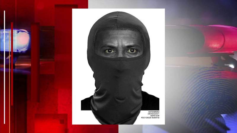 Miami-Dade Police is searching for this subject who allegedly attacked a woman in Palmetto Bay.