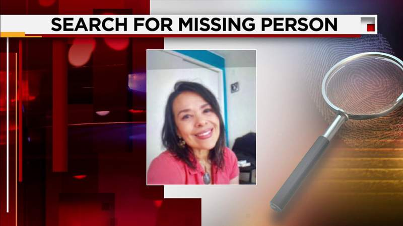 Margate police put out photo of missing 54-year-old woman