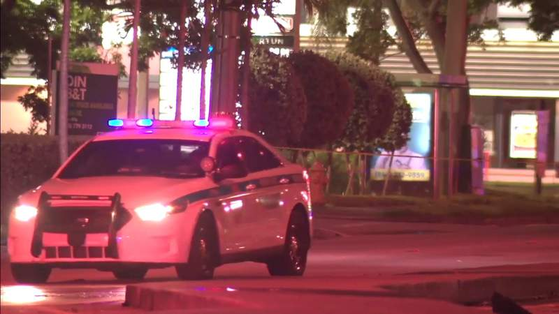 Conductor despega después de golpear fatalmente a un ciclista