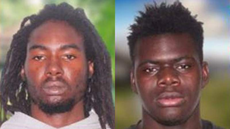 Miami-Dade detectives identified the latest victims of a shooting near the intersection of Southwest 114th Court and Southwest 214th Street as Arrington L. Veargis, Jr. and Demetrius D. Campbell.