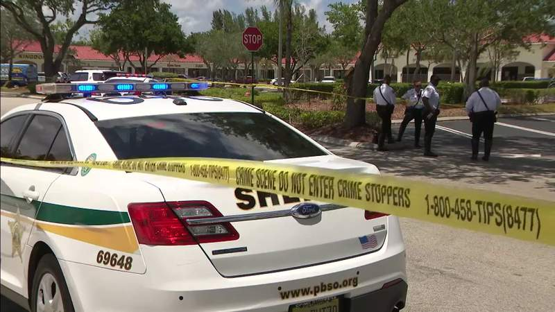 Grandmother and toddler killed by man at Publix in Palm Beach County