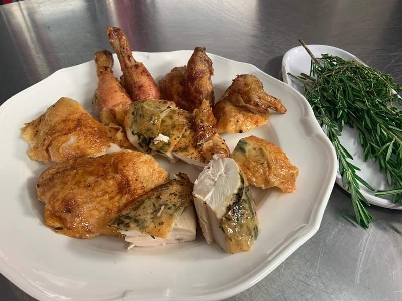 Zuni Café Perfect Roast Chicken