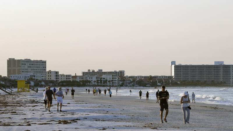 Sarasota is among the top beach towns to actually live in, according to the website WalletHub.