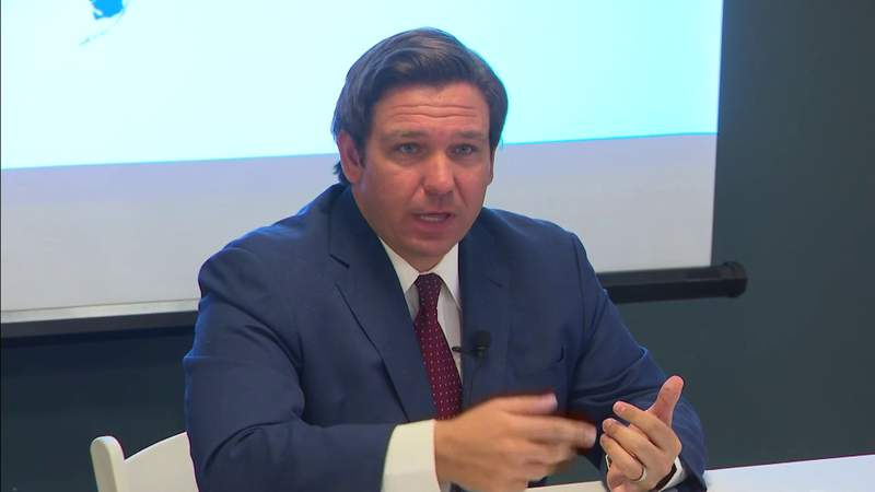 DeSantis and Gimenez play blaming game on contact tracing strategy