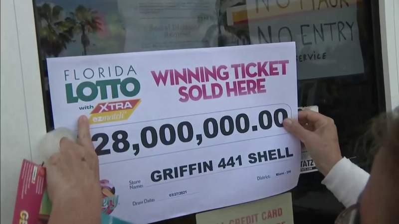 Broward's $28 million lottery winner is still a mystery