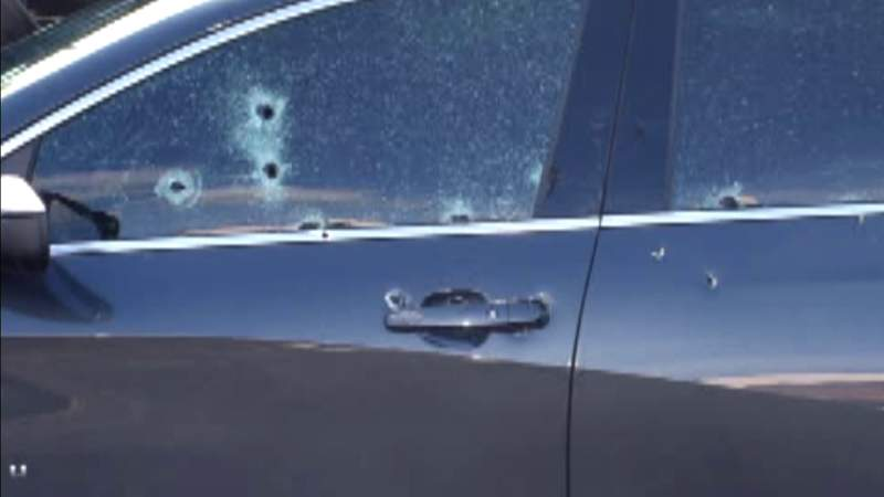 Driver wounded during I-95 shooting in Miami-Dade County