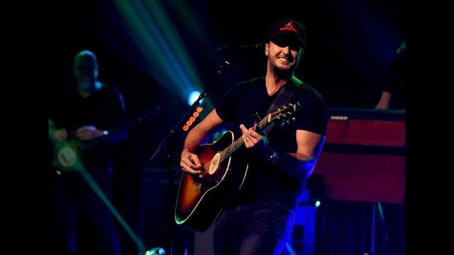 Luke Bryan remains a headline for the Tortuga Music Festival that has now been twice postponed because of COVID-19. (Photo by Kevin Winter/Getty Images for iHeartMedia)
