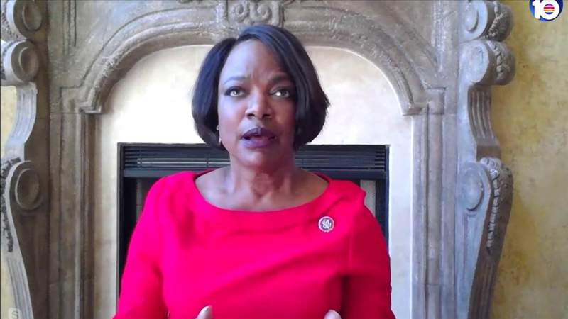 Will Congresswoman Val Demings make a run for Governor of Florida?