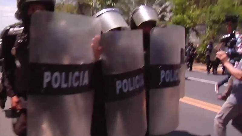 Líderes locales se reúnen para discutir la crisis política en Nicaragua