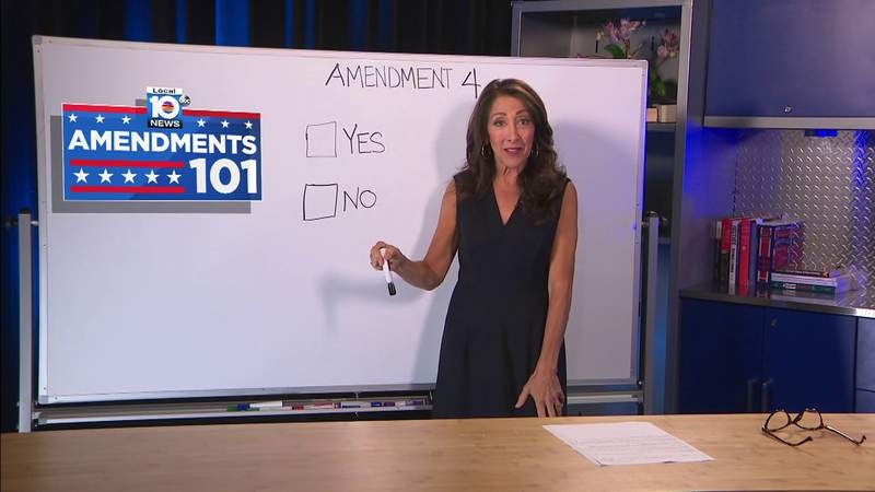 """Glenna Milberg's """"Amendments 101"""" series is here to help you make an informed decision on Florida's ballot questions."""