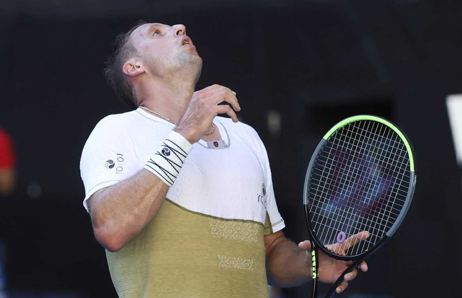 Australian Open's hard quarantine 'took a toll' on players