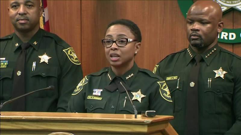 Broward Undersheriff Nichole Anderson tests positive for COVID-19
