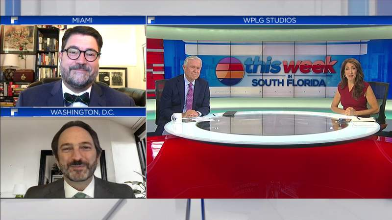 This Week in South Florida roundtable with Juan-Carlos Planas and Justin Sayfie