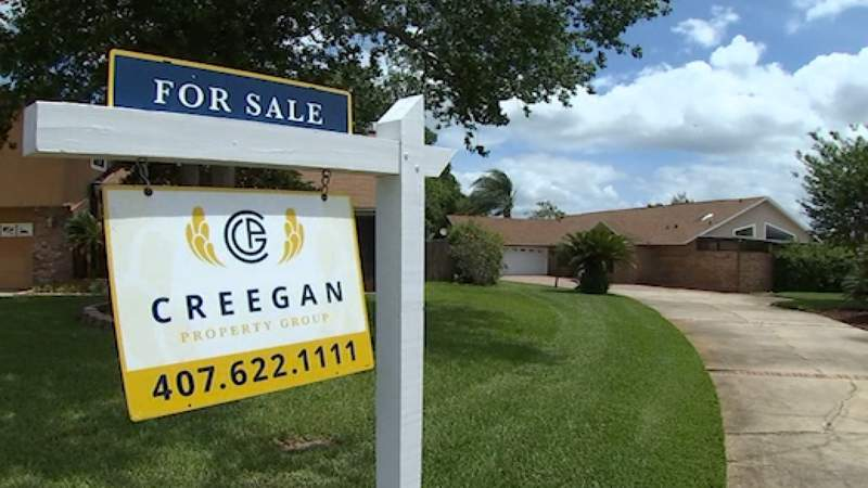 A Central Florida home for sale.