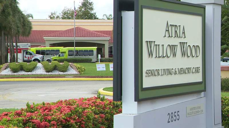 Florida National Guard wants to test all employees at long-term care facilities