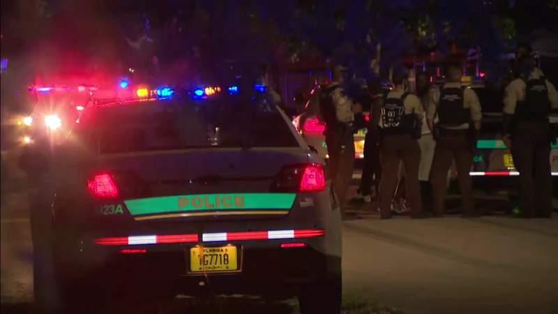 5 people shot during gathering at Miami home