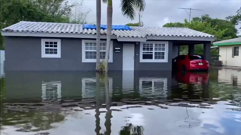 If your home is flooded, here's what experts say is critical to do