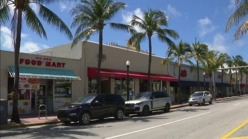 Reopened beaches may be a lifeline for South Florida businesses