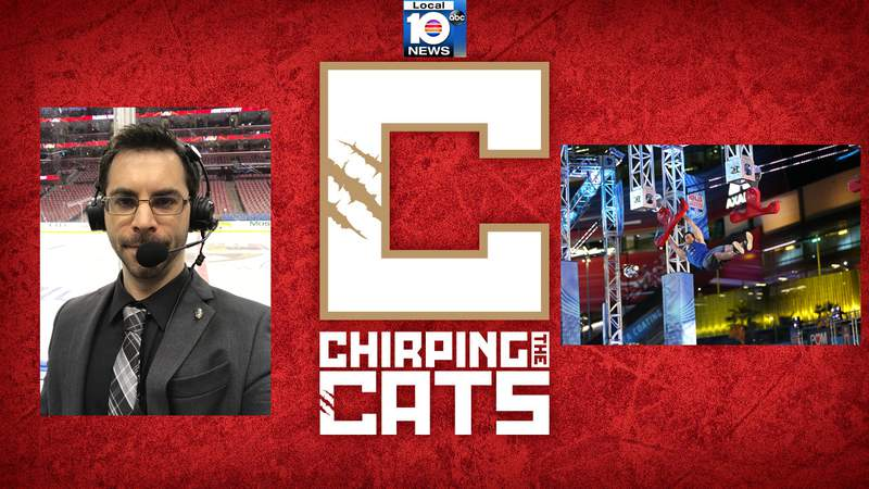 Chirping the Cats Episode 16 features Florida Panthers PA Announcer Andrew Imber.