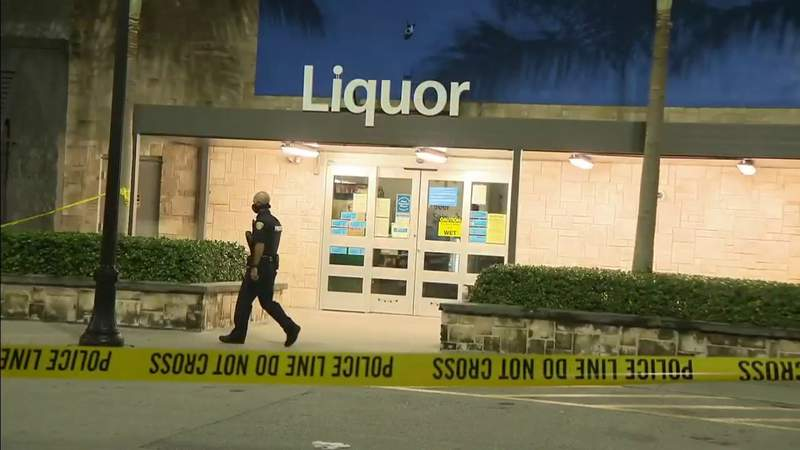 Shooting outside Fort Lauderdale Walmart during attempted robbery