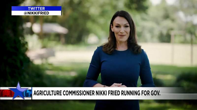 Nikki Fried running for Florida governor