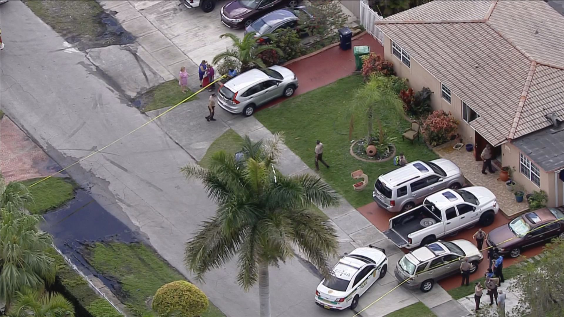 17-year-old boy injured in accidental shooting in Miami-Dade County