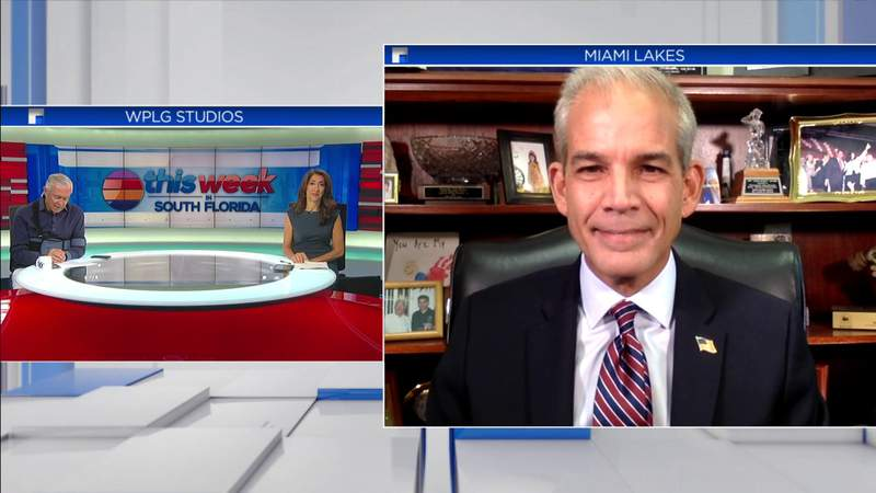 Miami-Dade mayoral candidate Alex Penelas discusses bid to win office again on TWISF