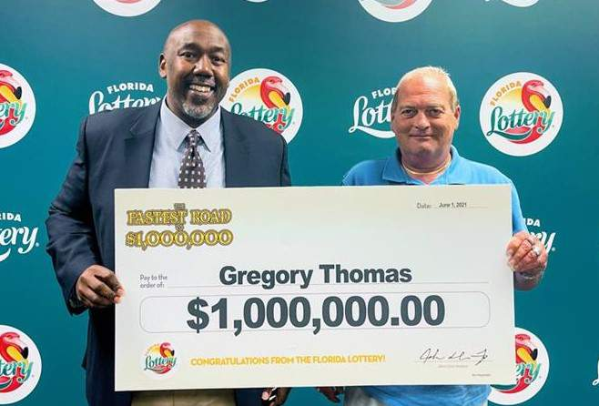 Bus driver Gregory Thomas won big on a scratch-off ticket but has not plans to give up his route.